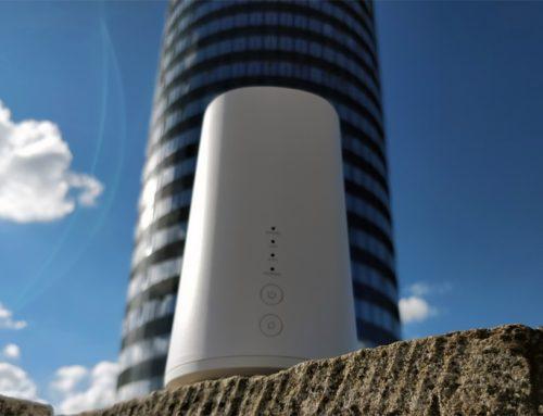 Vodafone GigaCube 5G – der neue Homespot mit 5G Unterstützung