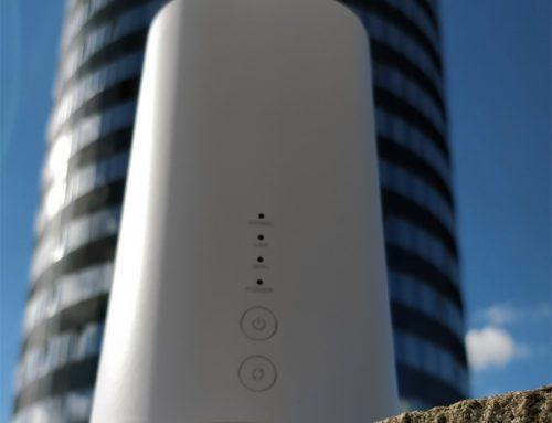 5G Homespot – die Telekom startet die Magenta Mobil Speedbox XL